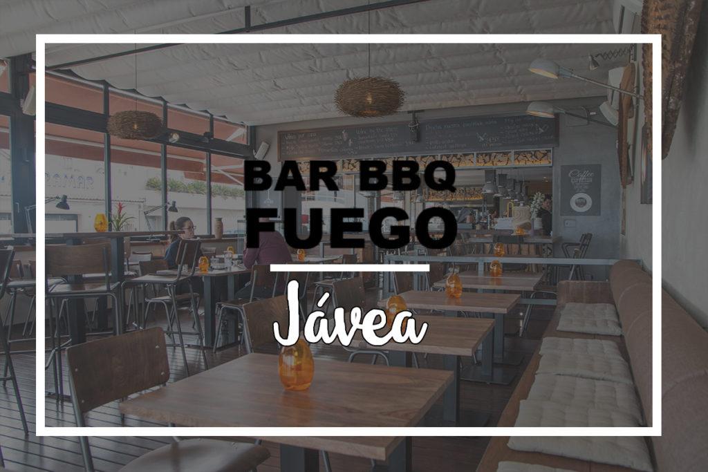 Bar BBQ Fuego Javea